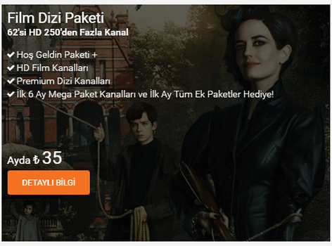 D-smart Film Dizi paketi